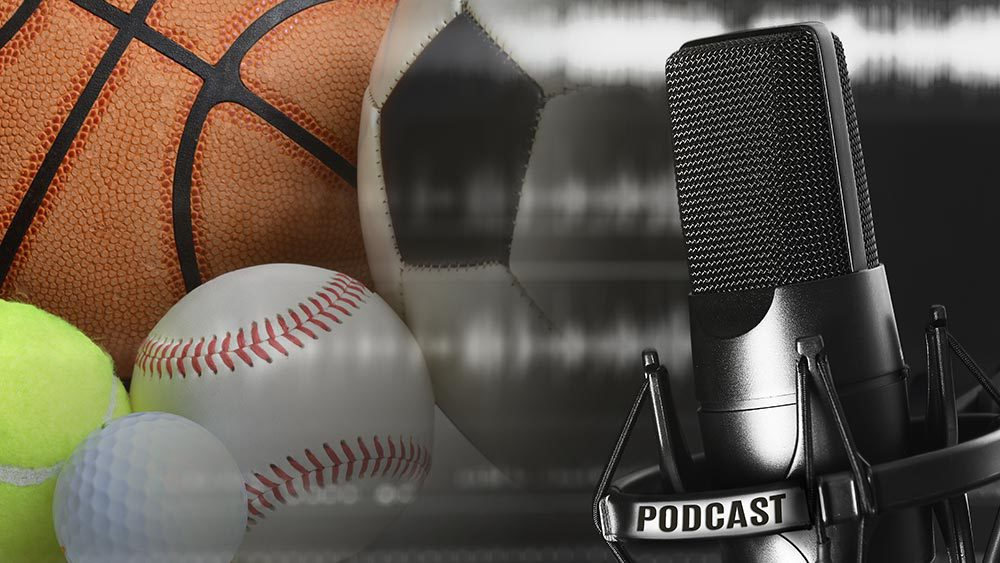 Media Jobs In Sports: How to Start Your Own Sports Podcast