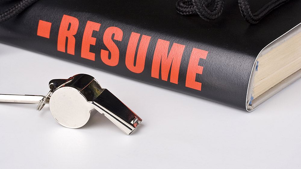 How to Build Your Sports Job Resume