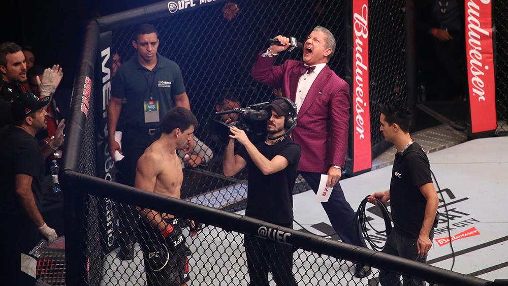 UFC Internships: How to Become a UFC Intern