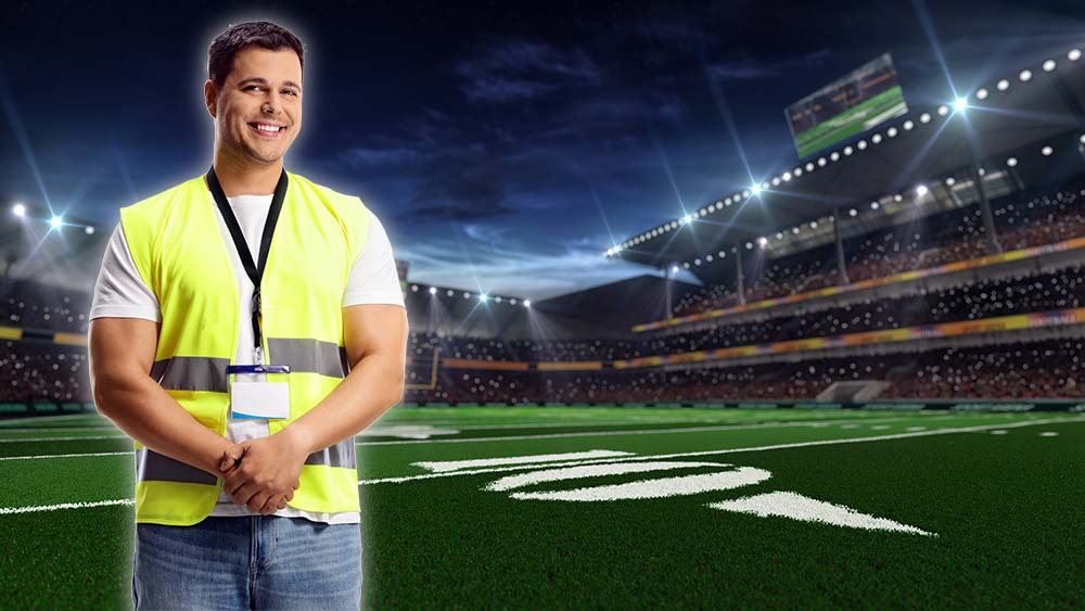 National Football League Security Jobs: How to Land a Job in NFL Security