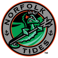 Norfolk Tides Baseball Club (AAA affiliate of the Baltimore Orioles)