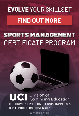 University of California Irvine Sports Management Program